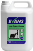 LOW FOAM HEAVY - 5 Litre x 2